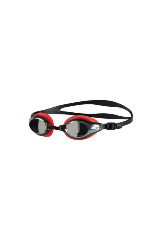 Speedo Unisex Úszószemüveg, Piros Mariner supreme mirror(uk), 8-11319B990-UNI