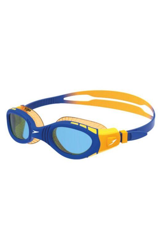 Speedo Gyerek Úszószemüveg, Kék Futura biofuse flexiseal junior(uk), 8-11595D655-UNI
