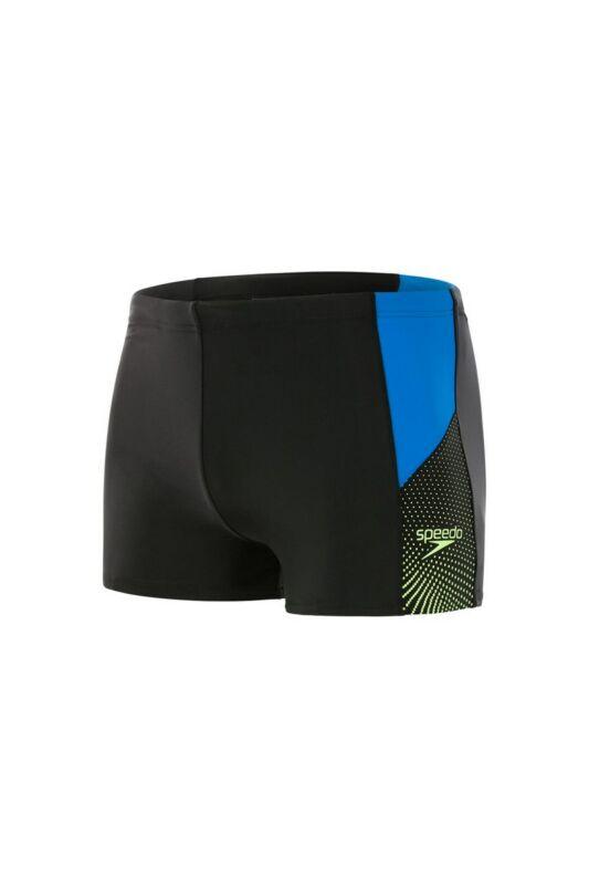 Speedo Férfi Úszónadrág, Fekete Dive asht am black/blue(uk), 8-11742C721-42