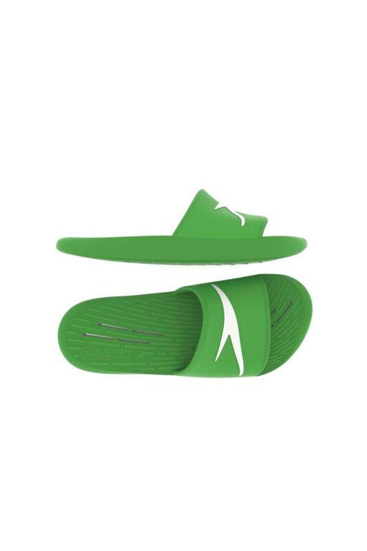 Speedo Férfi Papucs - szandál, Zöld Speedo slide \n (uk), 8-12229D715-10