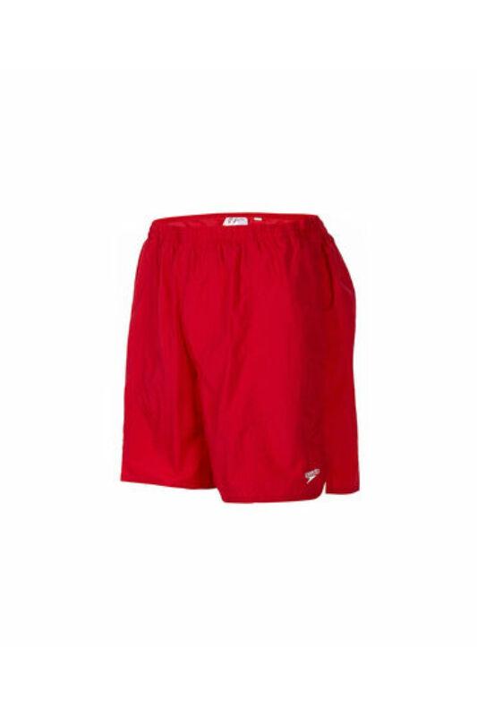 """Speedo Férfi Short, Piros Solid leisure 16"""""""" watershort(uk), 8-156916446-L"""
