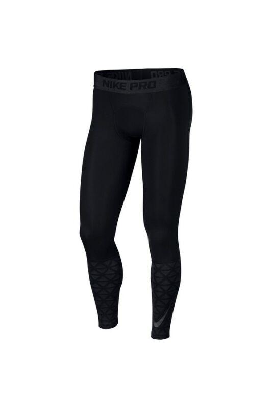 Nike Férfi Aláöltözet, Fekete M np tght utility thrma, 929699-010-S