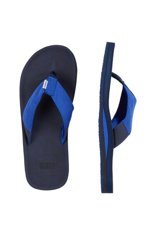 O'Neill Férfi Papucs - szandál, Kék Fm chad flip flops, 9A4504-5056-44