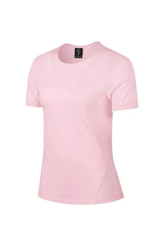 Nike Női Póló, Rózsaszín W np hprcl top ss, AQ0017-663-S