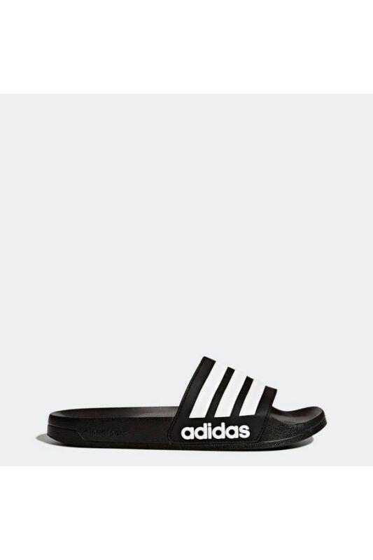 Adidas Férfi Papucs - szandál, Fekete Adilette shower, AQ1701-8