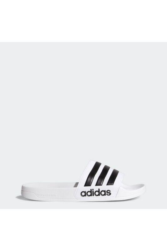 Adidas Férfi Papucs - szandál, Fehér Adilette shower, AQ1702-8