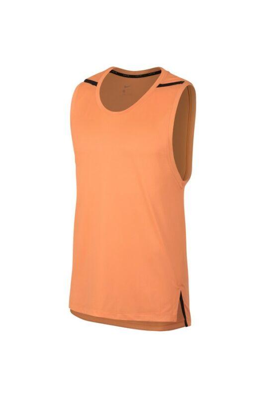 Nike Férfi Atléta, Narancssárga M nk dry tank mx tech pack, AR0198-882-M