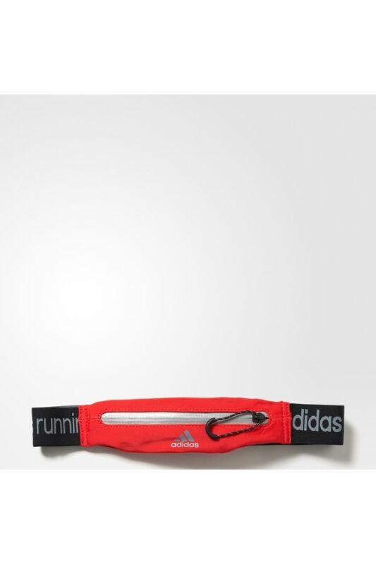 Adidas Unisex Övtáska, Piros Run belt, AX8844-NS