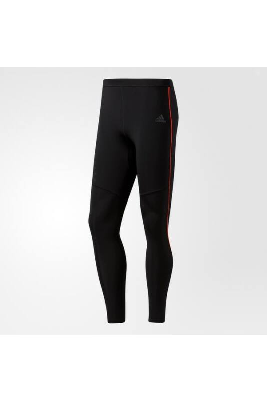 Adidas Férfi Leggings-fitness/futás, Fekete Rs lng tight m, B47715-2XL