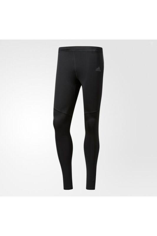 Adidas Férfi Leggings-fitness/futás, Fekete Rs lng tight m, B47717-M