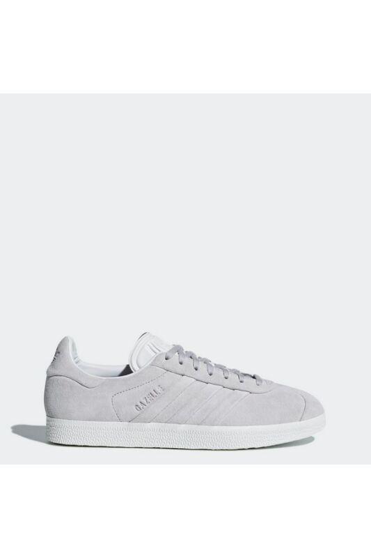Adidas Női Utcai cipő, Szürke Gazelle stitch and turn w, BB6709-8