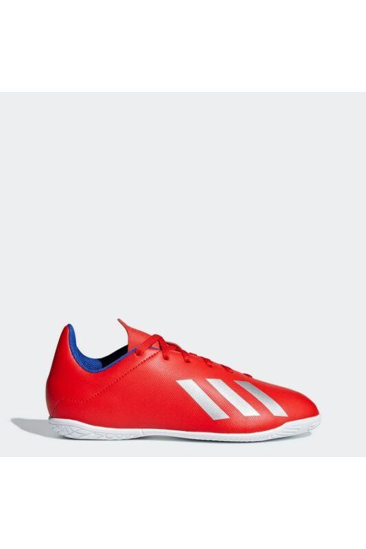 Adidas Gyerek Foci cipő, Piros X 18.4 in j, BB9410-4