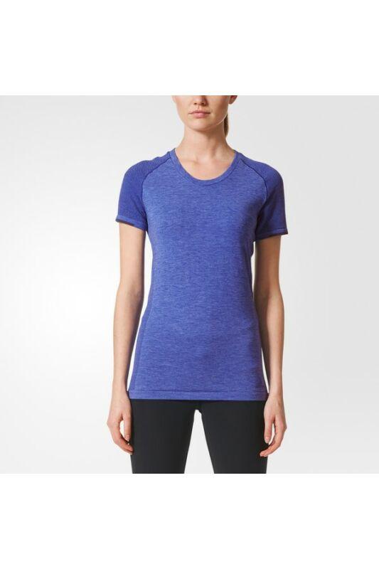 Adidas Női Póló, Kék Pknit tee w, BP6856-XS