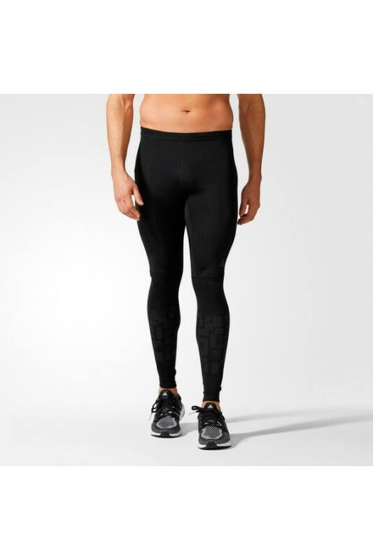 Adidas Férfi Leggings-fitness/futás, Fekete Sn lng ti m, BQ7234-M