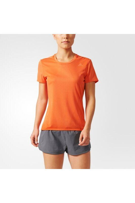 Adidas Női Póló, Narancssárga Sn ss tee w, BR5880-XS