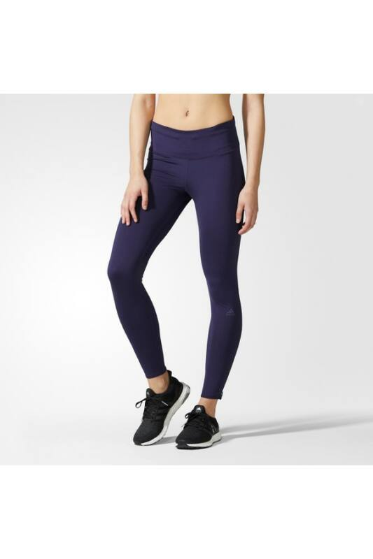 Adidas Női Leggings-fitness/futás, Kék Sn lng ti w, BR6735-XS