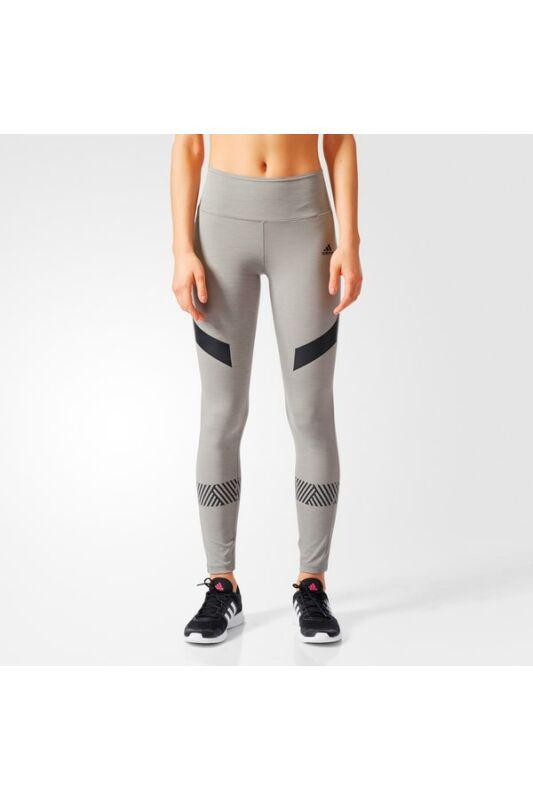 Adidas Női Leggings-fitness/futás, Szürke Ult tig hea, BR6778-XS