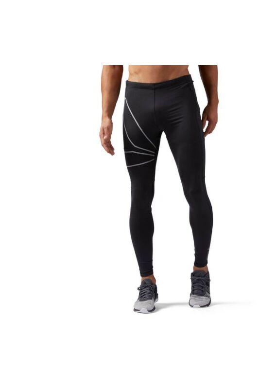 Reebok Férfi Leggings-fitness/futás, Fekete Osr tight, CF8797-M