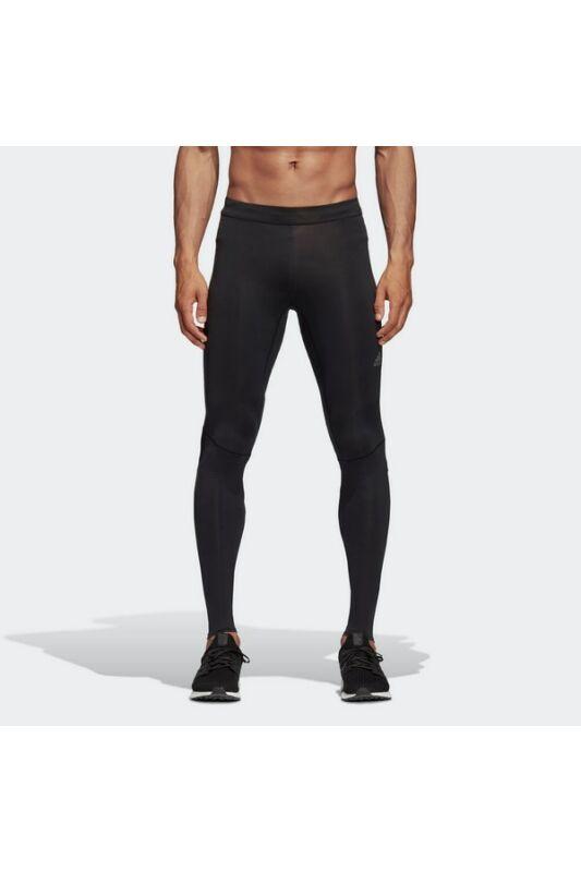 Adidas Férfi Leggings-fitness/futás, Fekete Saturday tight, CY5797-M