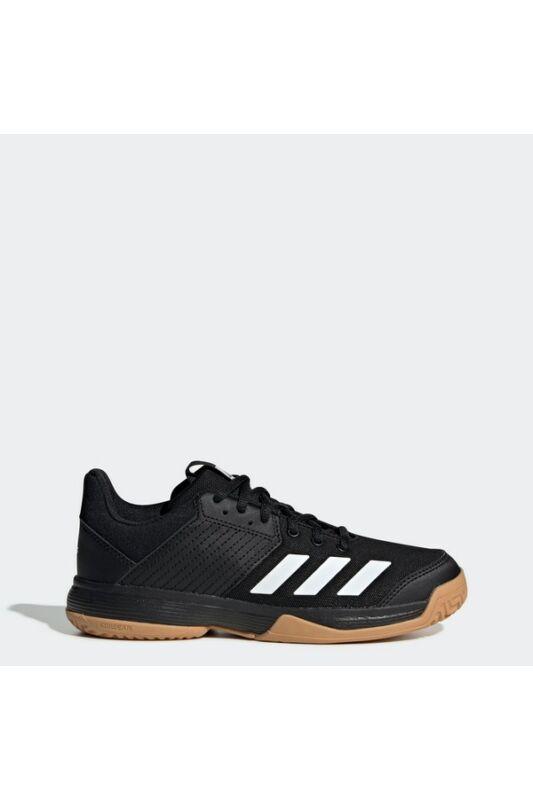 Adidas Gyerek Teremsport cipő, Fekete Ligra 6 youth, D97704-3,5