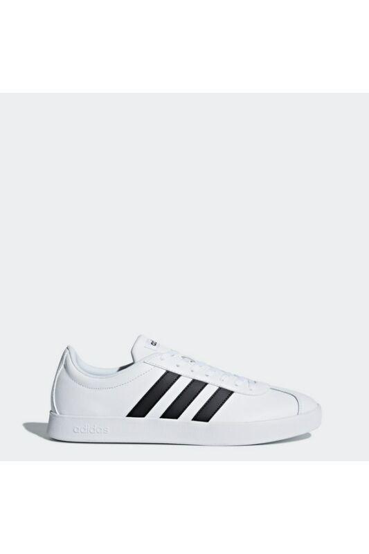Adidas Férfi Utcai cipő, Fehér Vl court 2.0, DA9868-7,5