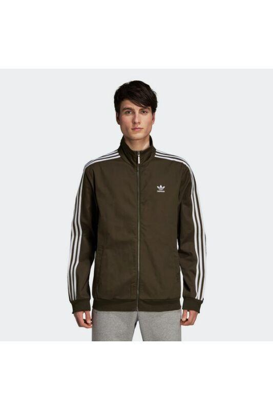 Adidas Férfi Zip pulóver, Zöld Co wvn tt, DL8640-S