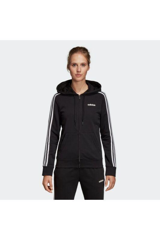 Adidas Női Zip pulóver, Fekete W e 3s fz hd, DP2419-XL