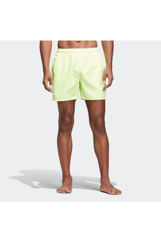 Adidas Férfi Short, Sárga Solid sh sl, DQ3025-M