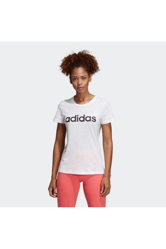 Adidas Női Póló, Fehér W e lin slim t, DU0629-XL