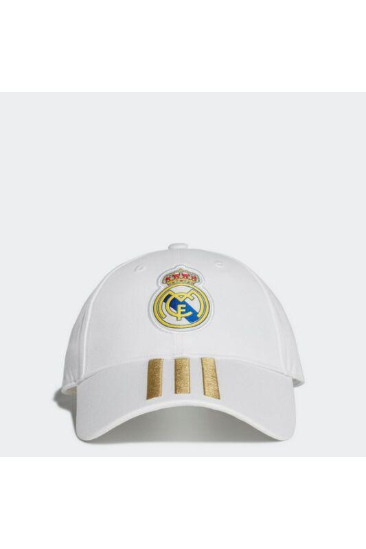 Adidas Férfi Baseball sapka, Fehér Real c40 cap, DY7720-OSFM