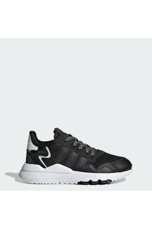Adidas Gyerek Utcai cipő, Fekete Nite jogger c, EE6475-30