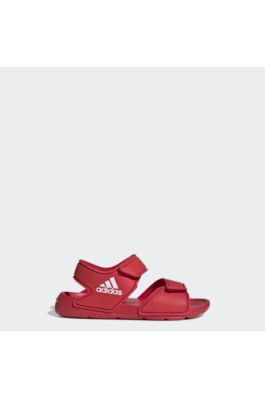 Adidas Gyerek Papucs - szandál, Piros Altaswim c, EG2136-31