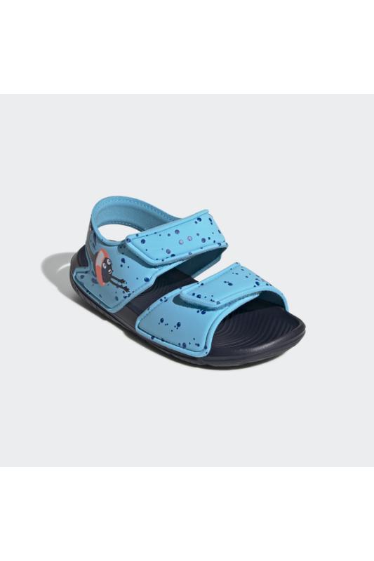 Adidas Gyerek Papucs - szandál, Kék Altaswim c, EG2178-30