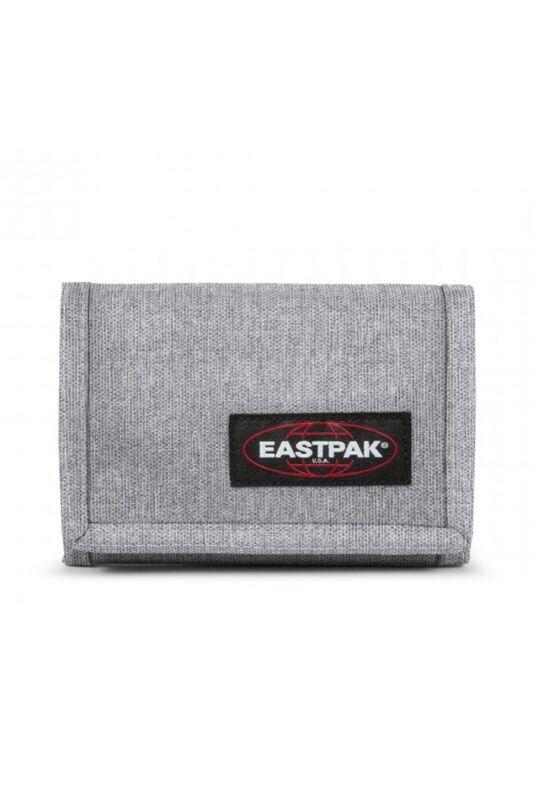 Eastpak Unisex Pénztárca, Szürke Crew single wallet, EK371363-ns