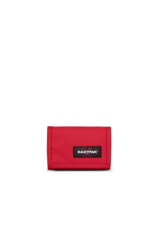 Eastpak Unisex Pénztárca, Piros Crew single wallet, EK37153B-ns