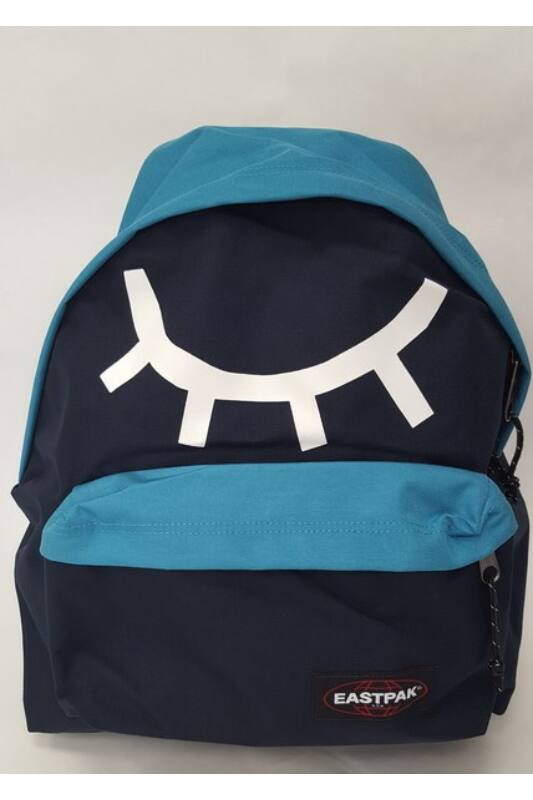 Eastpak Unisex Hátizsák, Kék Padded park single, EK62072M-ns
