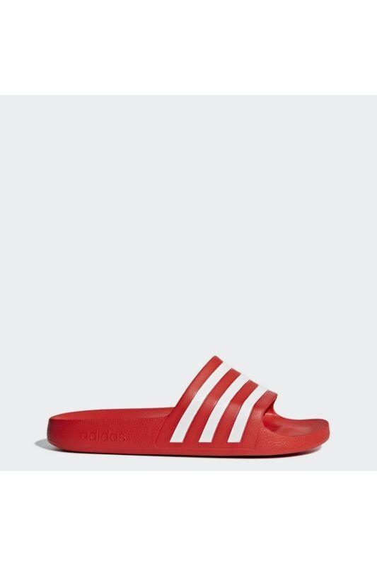 Adidas Férfi Papucs - szandál, Piros Adilette aqua, F35540-4