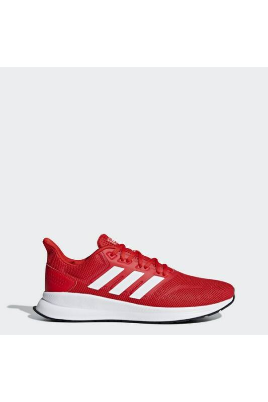 Adidas Férfi Futócipő, Piros Runfalcon, F36202-8