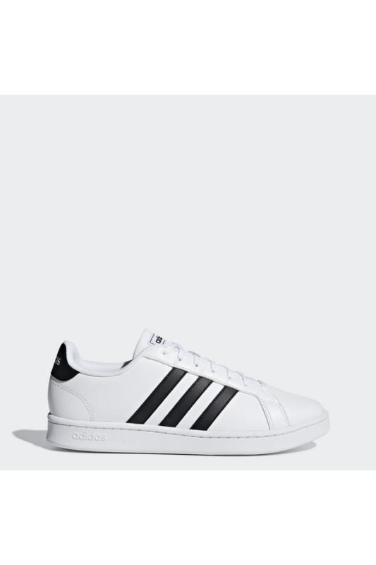 Adidas Férfi Utcai cipő, Fehér Grand court, F36392-9