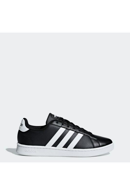 Adidas Férfi Utcai cipő, Fekete Grand court, F36393-7,5