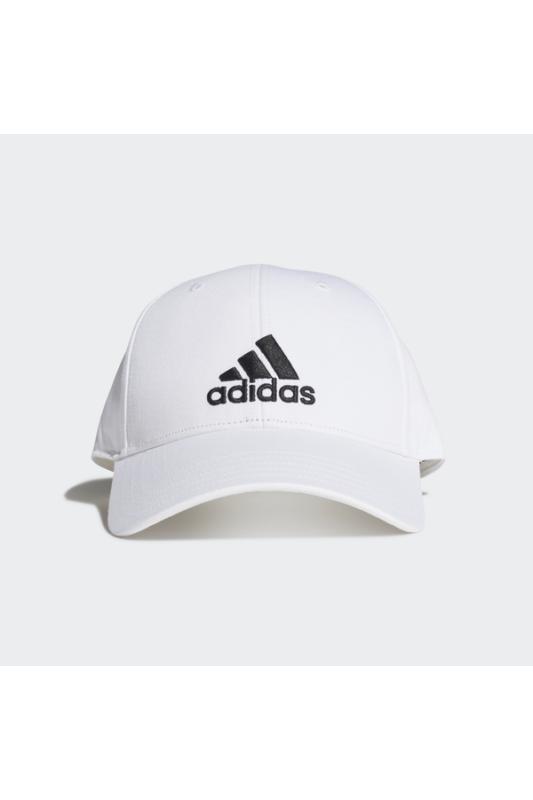 Adidas Unisex Baseball sapka, Fehér Bball cap cot, FK0890-OSFY