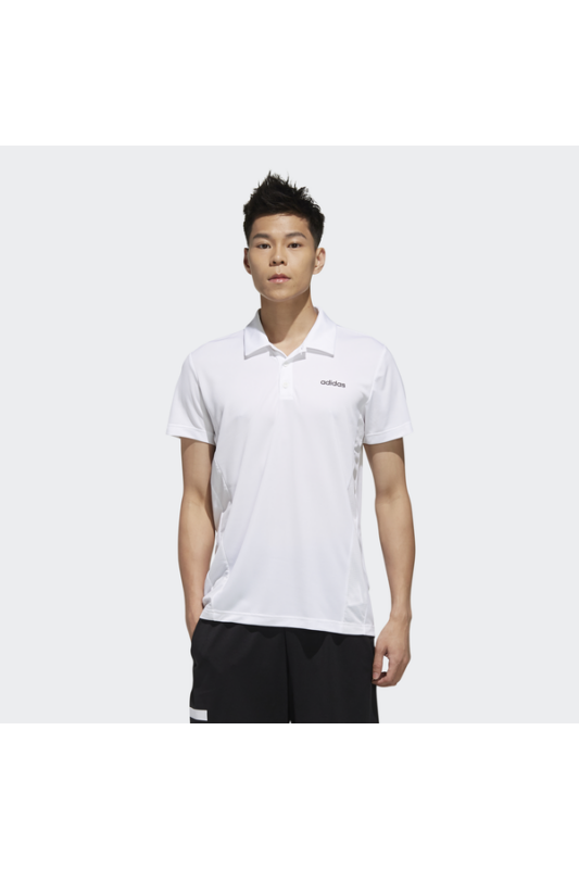 Adidas Férfi Póló, Fehér M d2m polo, FL0332-M