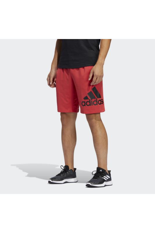 Adidas Férfi Short, Piros 4k_spr a bos 9, FL4596-M