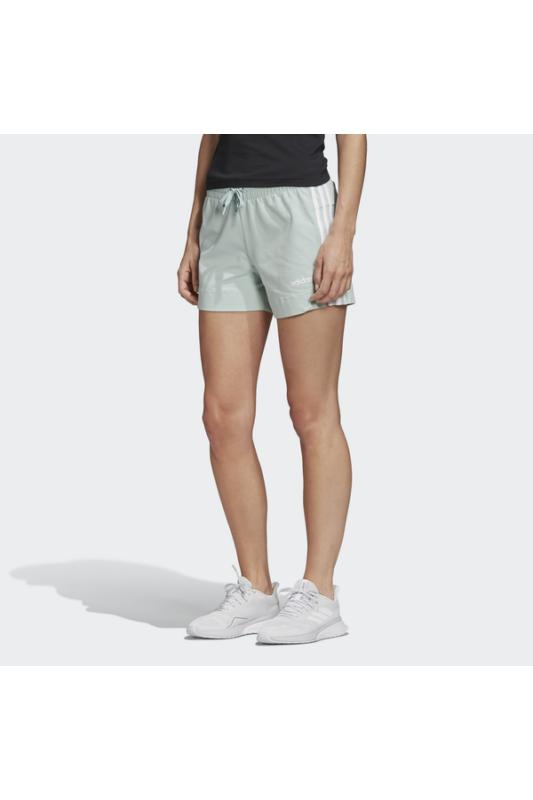 Adidas Női Short, Zöld W e 3s short, FM6685-XS