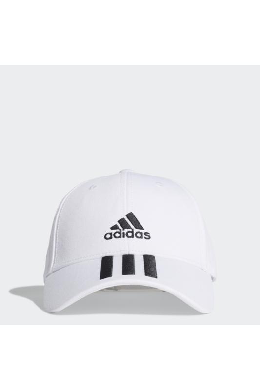Adidas Férfi Baseball sapka, Fehér Bball 3s cap ct, FQ5411-OSFY