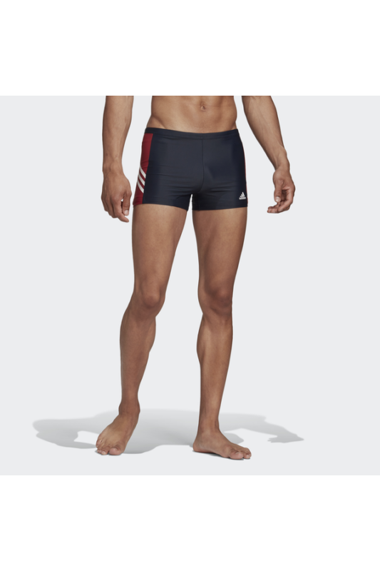 Adidas Férfi Úszónadrág, Kék Fitness 3second swim boxer, FS3421-8