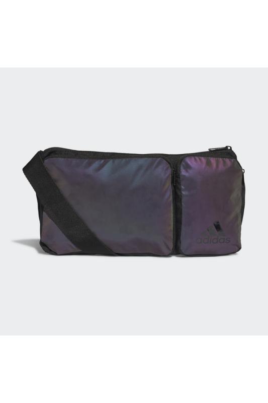 Adidas Férfi Övtáska, Fekete Waistbag slim, FT7071-NS
