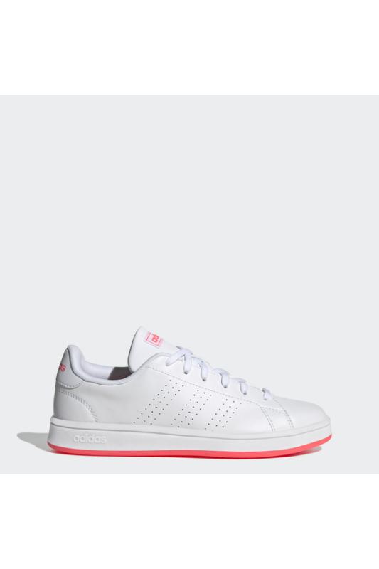 Adidas Női Utcai cipő, Fehér Advantage base, FW0987-5,5