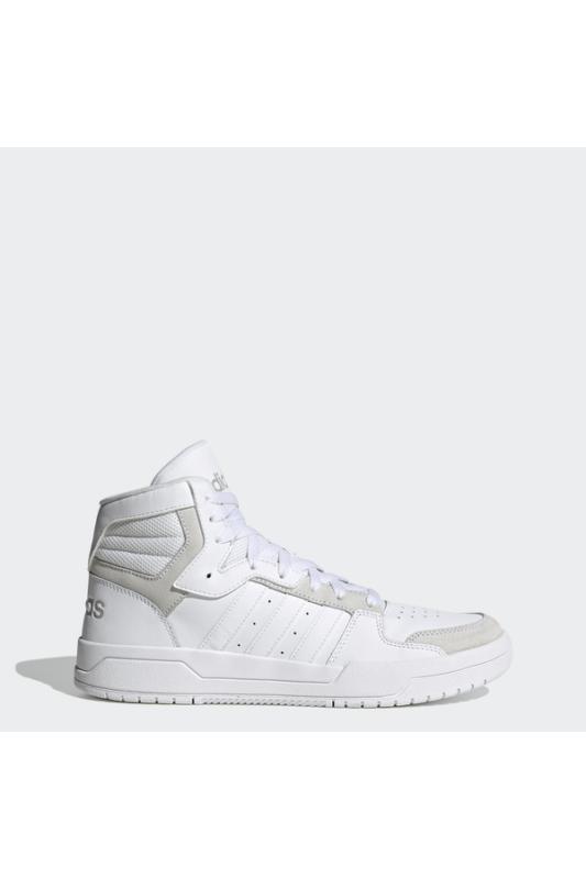 Adidas Férfi Utcai cipő, Fehér Entrap mid, FW3457-7,5