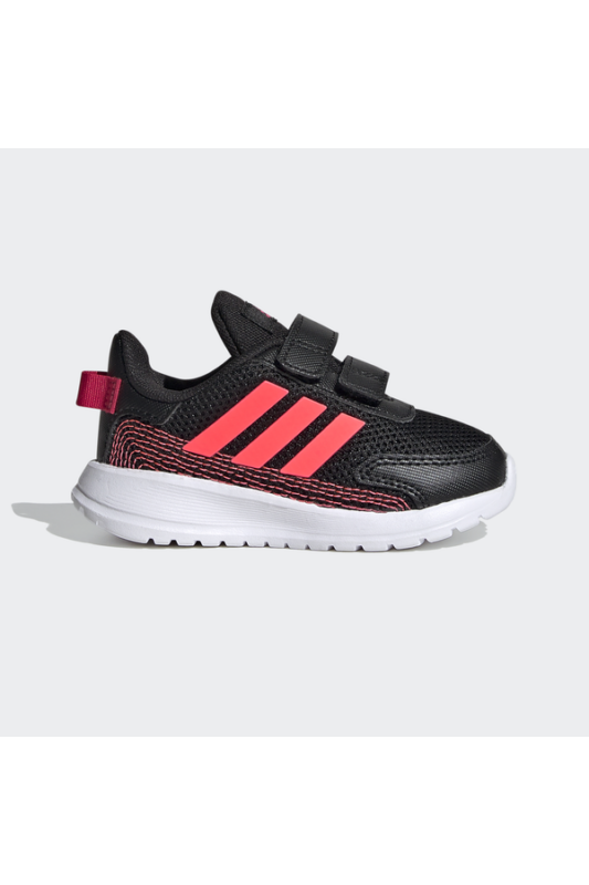 Adidas Bébi Utcai cipő, Fekete Tensaur run i, FW4137-24
